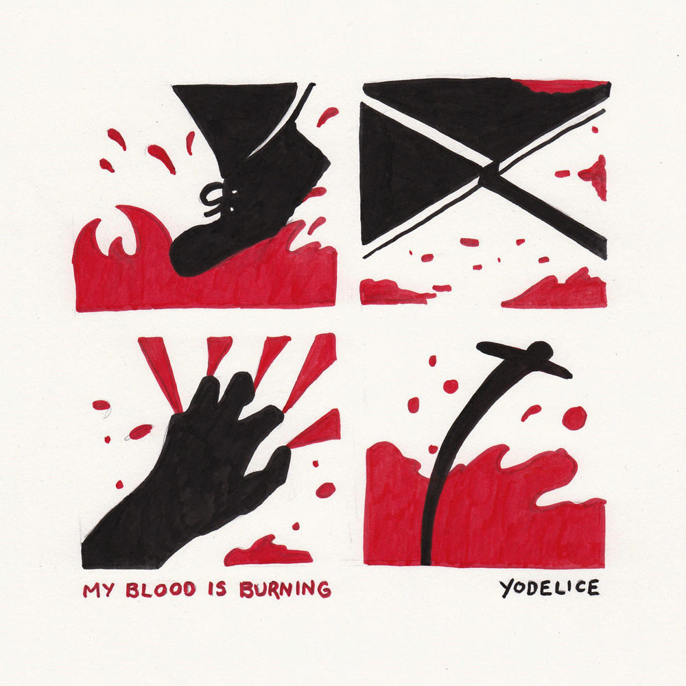 Day 104: My Blood is Burning, Yodelice