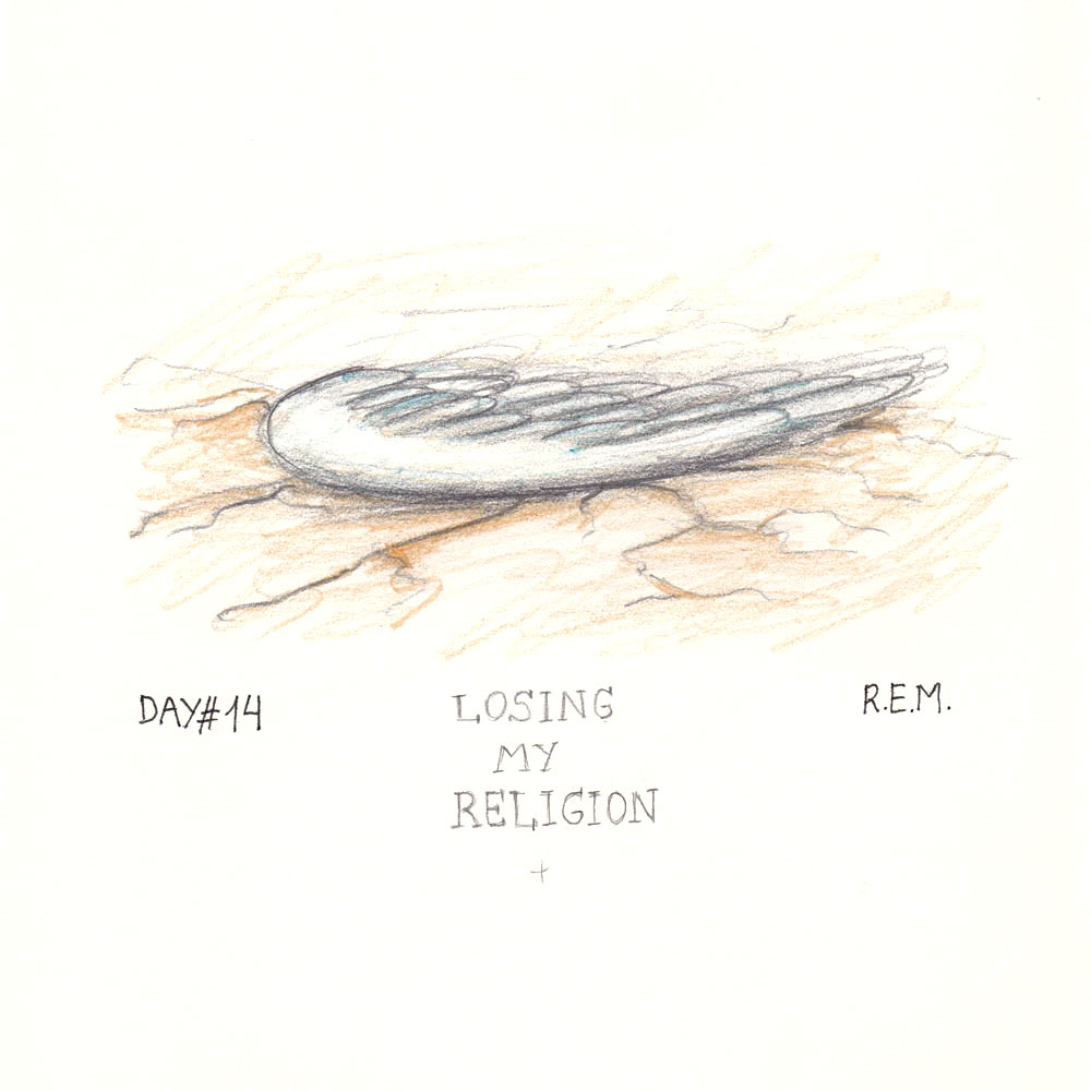 Day 14: Loosing My Religion, R.E.M.