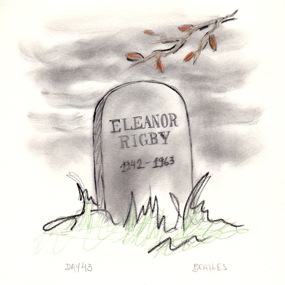 Day 43: Eleanor Rigby, Beatles